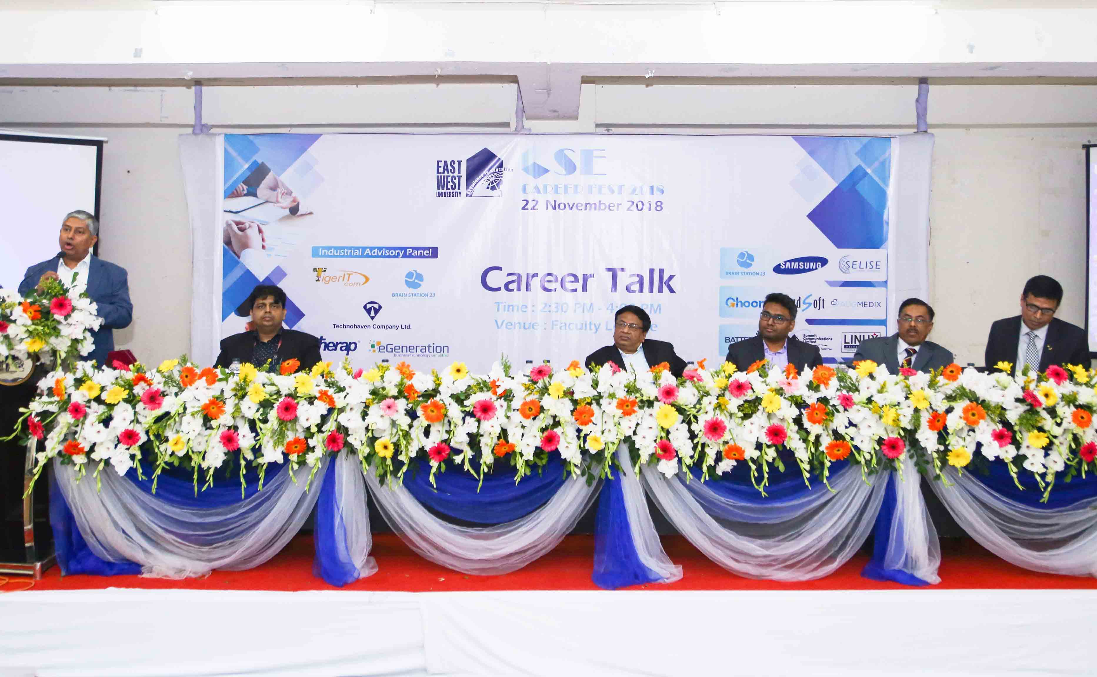CSE Career Fest 2018: Career Talk