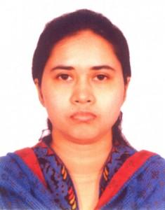 Mst Murshida Mahbub