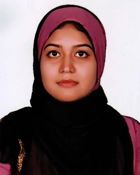 Ms. Shamima Hossain
