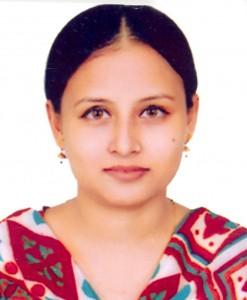 Ms. Nazia Afrin
