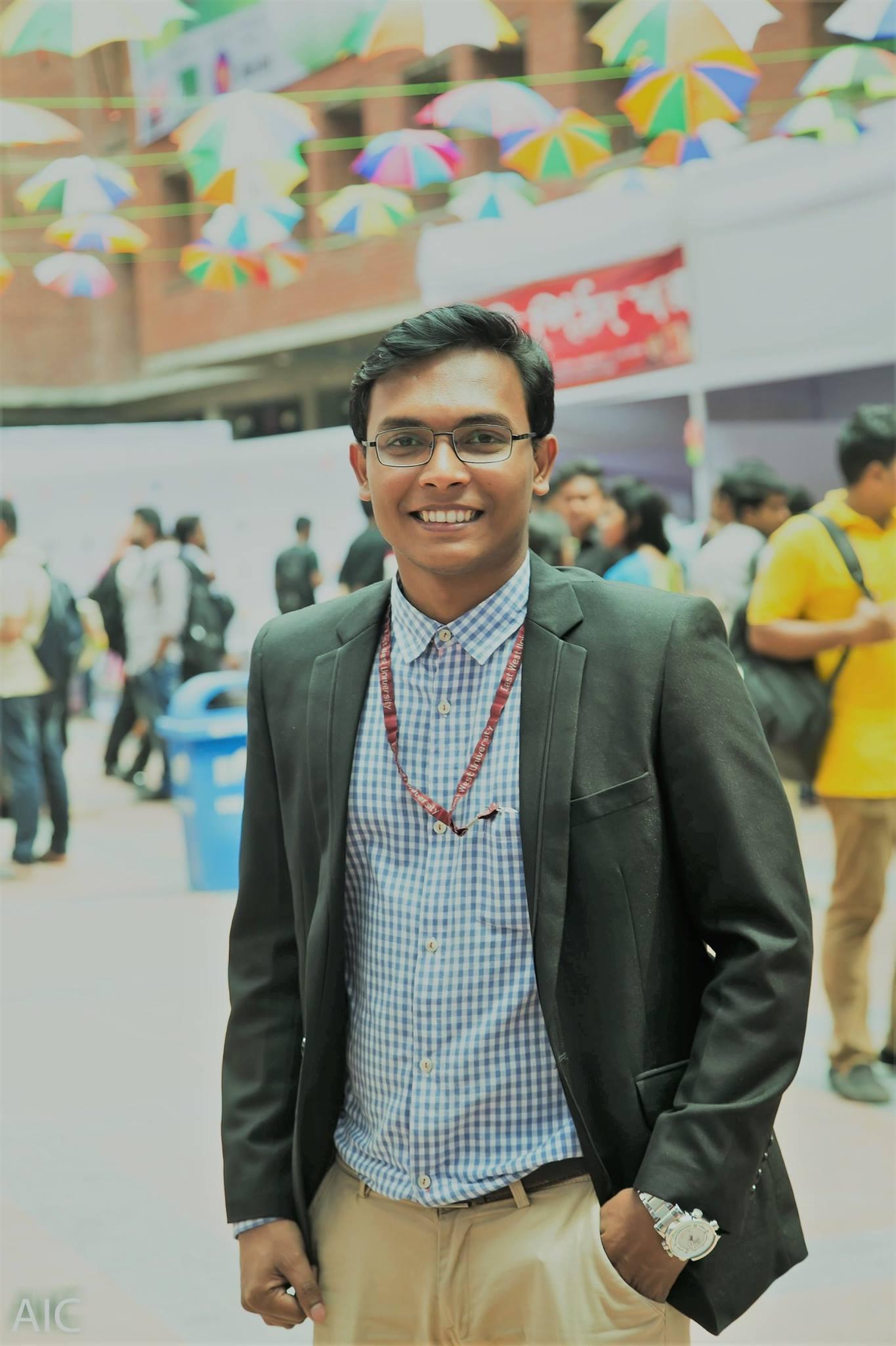 Kazi Md. Farhad Mahmud