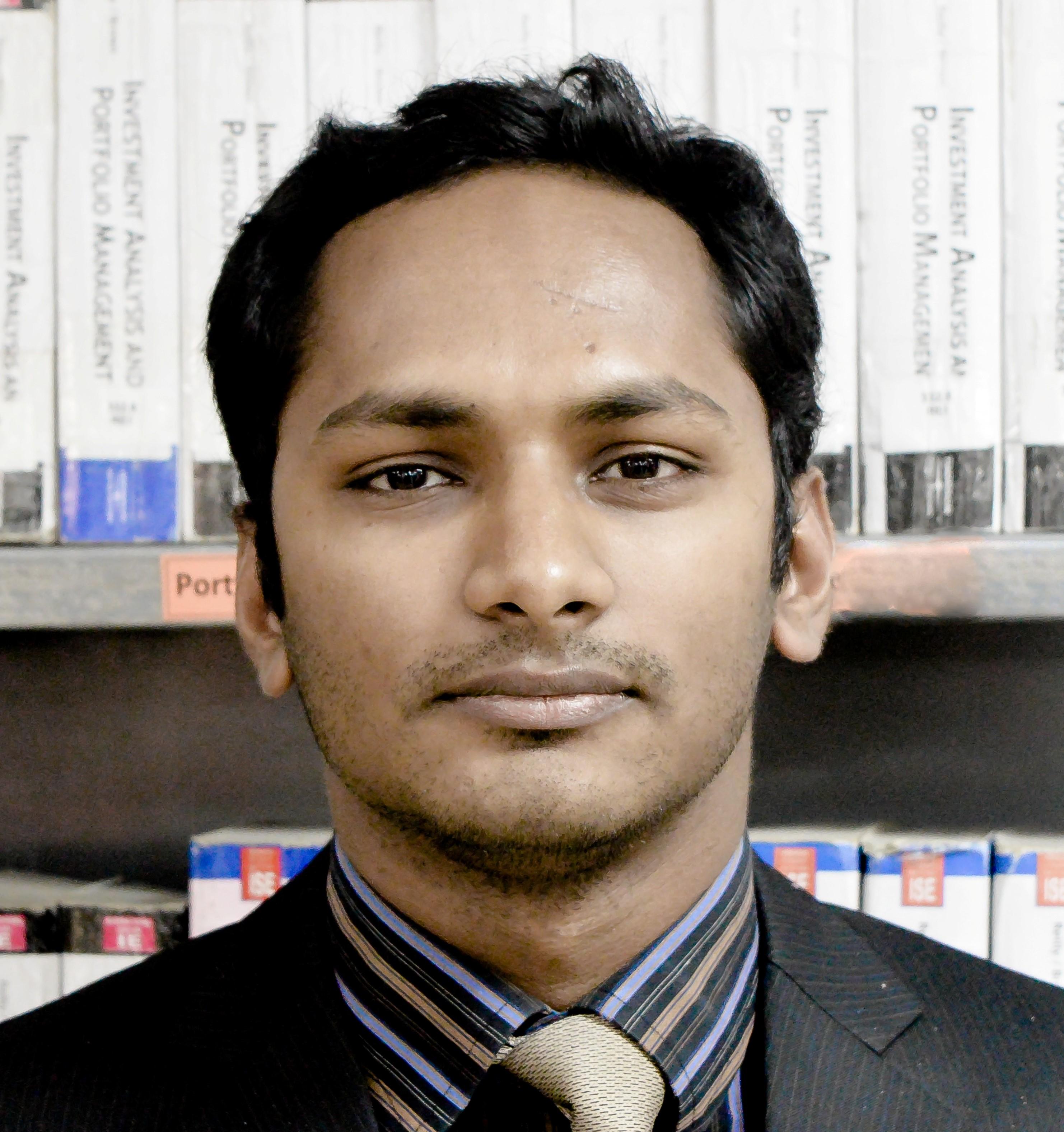 F.M. Arifur Rahman